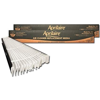 Aprilaire 413 Replacement Filter (Pack of 2) by Aprilaire