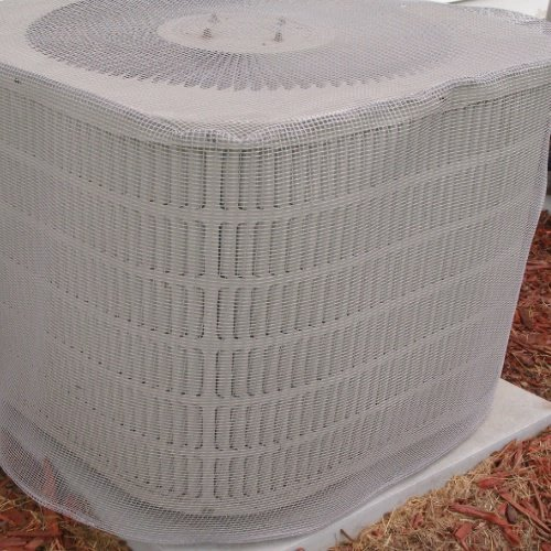 Air Conditioner Covers - Summer Full Cover 24x24x24 Gray
