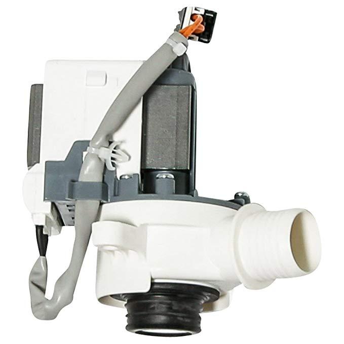 WH23X24178 GE Appliance Drain Pump Assy