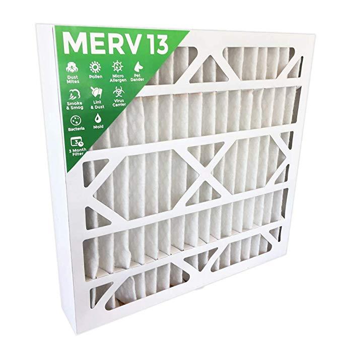 24x24x4 MERV 13 ( MPR 2200 ) AC Furnace 4