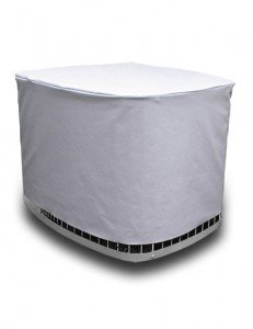AC Covers Custom Air Conditioner Cover Made for your EXACT Make and Model. Heavy-Duty and Durable with 3-year Tough-Weather Protection Warranty (Grey)
