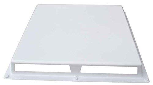 Elima-Draft Commercial Air Deflector Vent Cover for 24