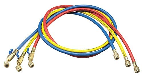 Manifold Hose Set, Low Loss, 48 In
