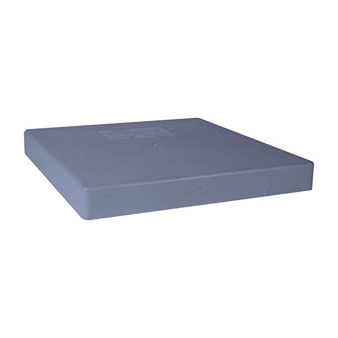 Diversitech EL3030-2 E-Lite Plastic Condensing Unit Pad, 30x30x2