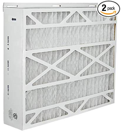 Trane and American Standard 21.5x21x5 Perfect Fit Media Filter (FLR06072/BAYFTAH21M) (2 Pack)