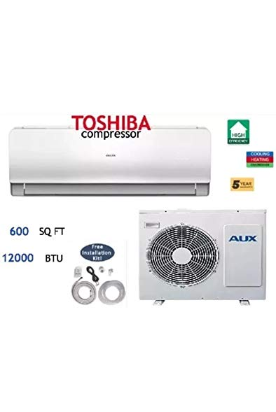 Mini Split Ductless Air Conditioner/Heat Pump