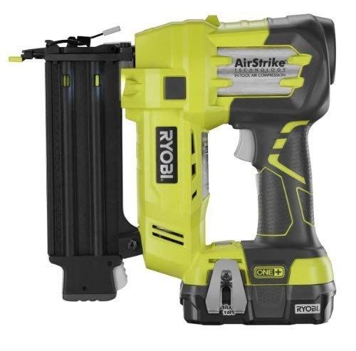 Factory-Reconditioned Ryobi ZRP854 ONE Plus 18V Cordless Lithium-Ion 2 in. Brad Nailer by Ryobi