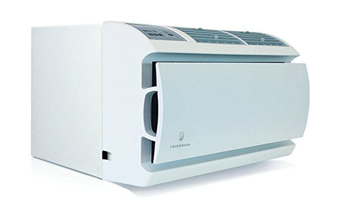 Friedrich WE12D33 12000 BTU Wall Master Series Room Air Conditioner with Electric Heat, 230-volt