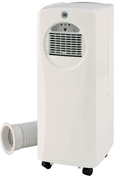 SPT WA-1061H Slimline 10,000 BTU Portable AC with Heater