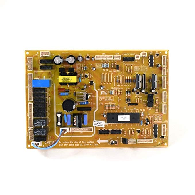 Bosch 00658266 Refrigerator Electronic Control Board Genuine Original Equipment Manufacturer (OEM) Part for Bosch