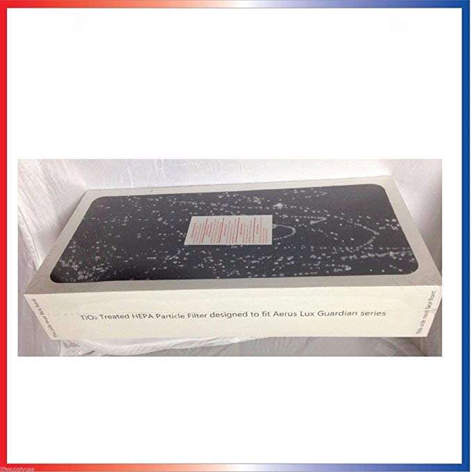 Heating, Cooling & Air NEW AIR HEPA FILTER TO FIT Tio2 ELECTROLUX AERUS LUX GUARDIAN AIR PURIFIER