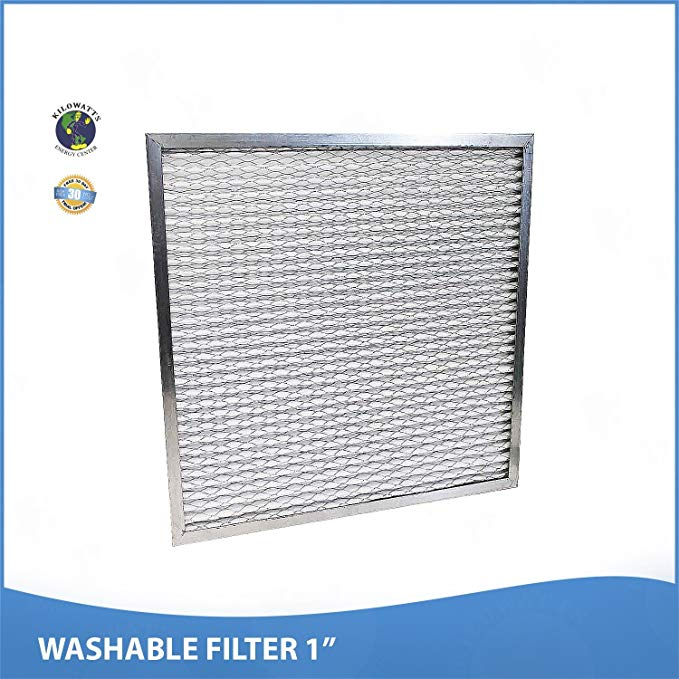 30x36x1 Washable Permanent A/C Furnace Air Filter