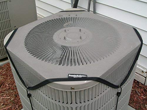 Air Conditioner Covers- Summer Top Cover - 36x36 - Gray