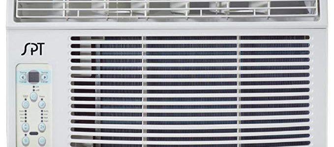 SPT 12000 BTU Window Air Conditioner WA-1211S Review